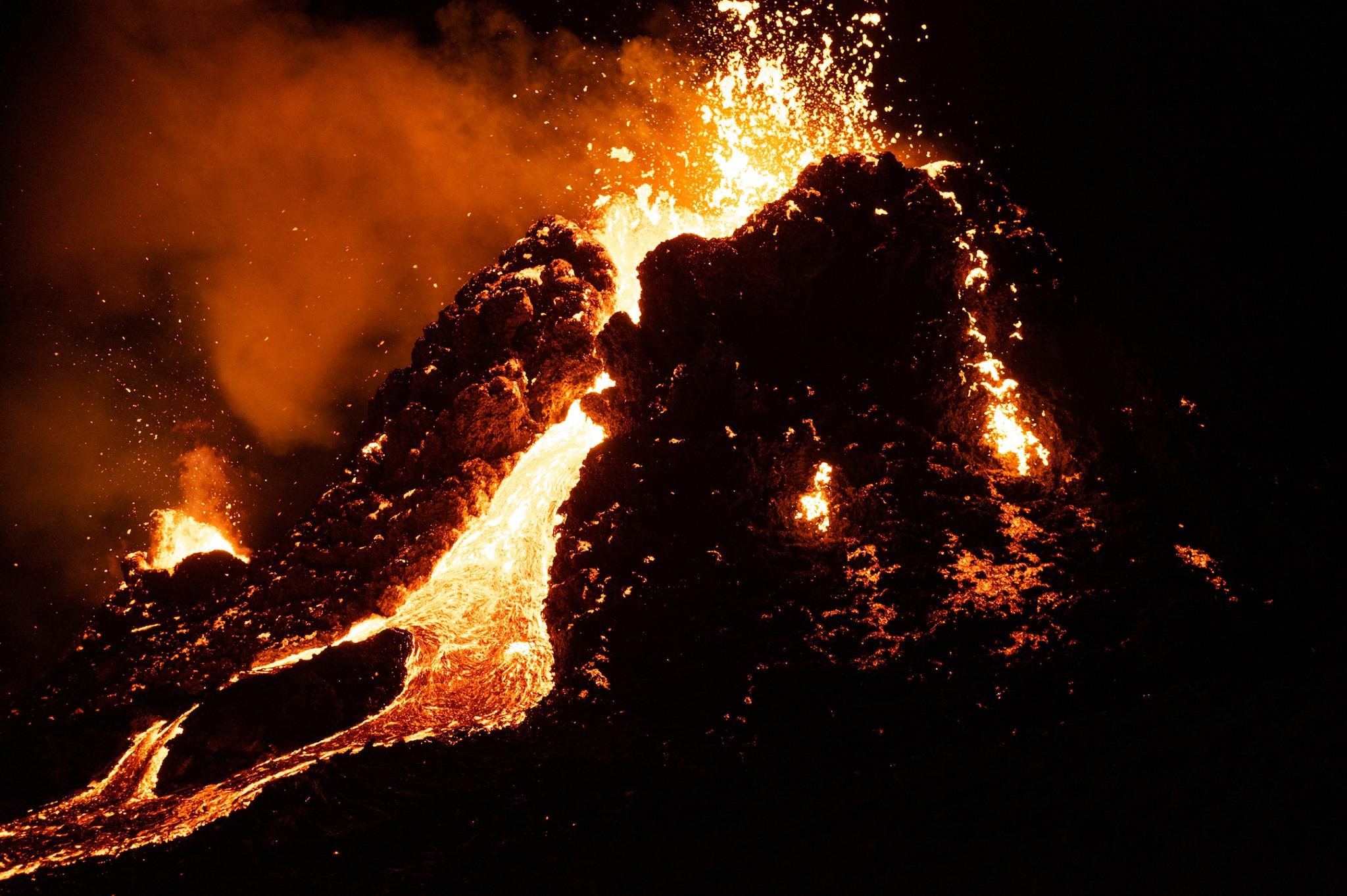 Shield volcano?